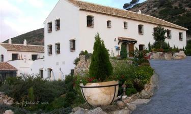 Hotel Fuente del Sol en Antequera (Málaga)