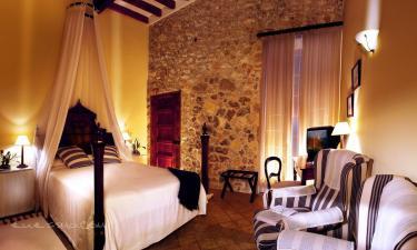 Cas Comte petit hotel spa en Lloseta a 15Km. de Costitx