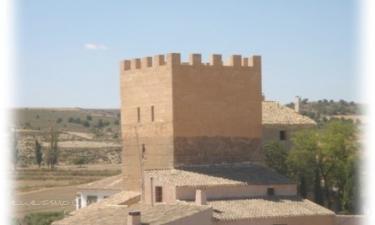 Hospederia Torre Mata en Caravaca de La Cruz a 21Km. de Archivel