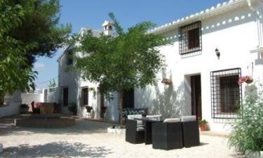 Hotel Rural Casa Pedro Barrera en Caravaca de La Cruz (Murcia)