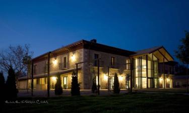 Hotel Villa de Marcilla en Marcilla a 7Km. de Villafranca