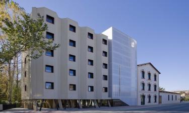 Hotel Tximista en Estella/Lizarra a 15Km. de Allo