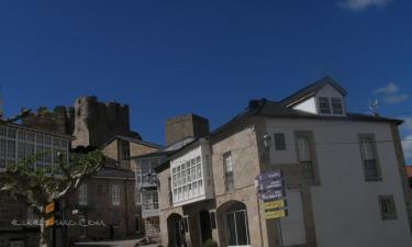Hotel Casa de Caldelas en Castro Caldelas (Orense)