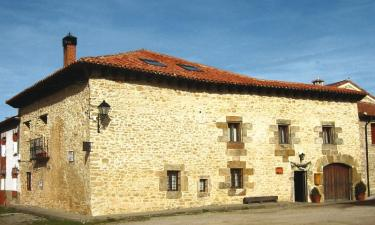 Hotel Rural Casa Florencio en Revilla de Pomar a 11Km. de Revelillas