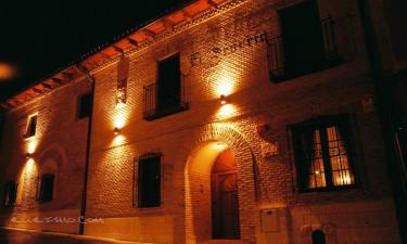 Hotel Rural El Señorío en Villada a 20Km. de Sahagún