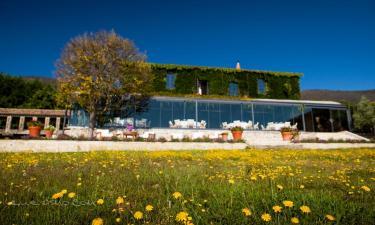 Hotel Rectoral de Cobres 1729 en Vilaboa a 32Km. de Mondariz-Balneario