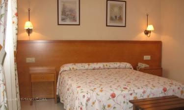 Hotel Combarro en Poio (San Xoán) a 9Km. de Mogor