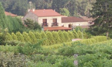Hotel Rural Eirado do Pino en Meaño (Pontevedra)