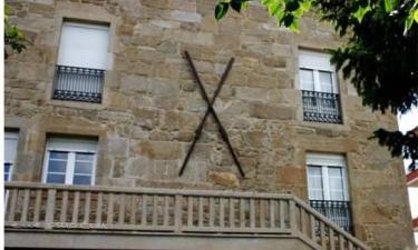 Hotel A Casa do Rio en Pontecesures a 16Km. de Cuntis