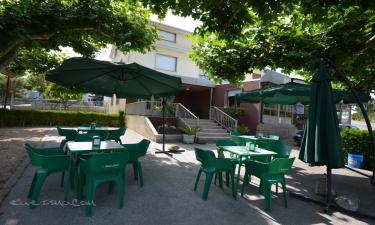 Hotel Mirasol en Sanxenxo a 9Km. de Rouxique