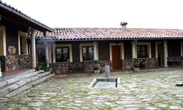 Hotel Mánsio de la Plata en Béjar a 4Km. de Valdesangil