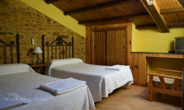 Centro de Turismo Rural La Buhardilla en Barruecopardo (Salamanca)