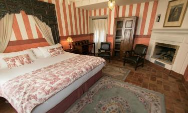 Hotel El Rincon de las Descalzas en Carmona a 30Km. de Villanueva del Río y Minas