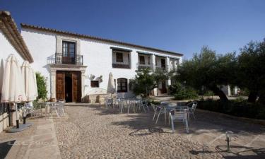 Hotel Rural Hoyo Bautista en Martín de la Jara (Sevilla)