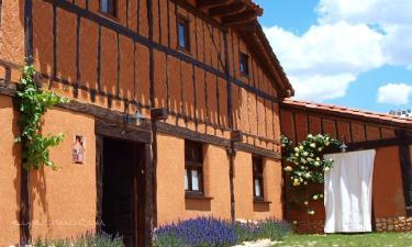 Hotel Rural La Casa de Adobe en Valdemaluque a 42Km. de Andaluz