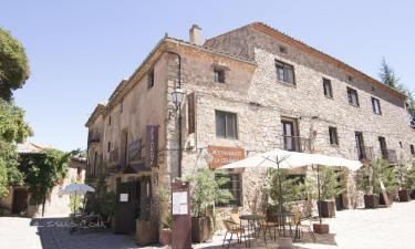 Hotel Rural La Cerámica en Medinaceli a 50Km. de Tobillos