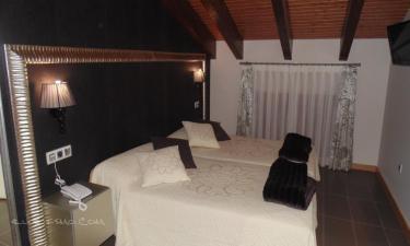 Hotel Ribera de Langa en Langa de Duero a 19Km. de Fuentecambrón