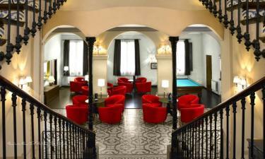 Hotel Rural y Apartamentos Villa Engracia en L' Espluga de Francolí a 11Km. de El Pinatell de Rojals