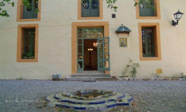 Masia Font de La Oca (Hotel Rural) en L' Espluga de Francolí a 19Km. de Vallbona de les Monges