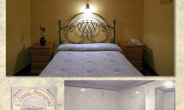 Hotel Rural Ocell  Francoli en L' Espluga de Francolí a 19Km. de Vallbona de les Monges