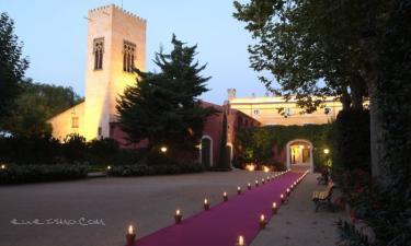 Hotel Mas la Boella en Tarragona a 32Km. de L' Aleixar