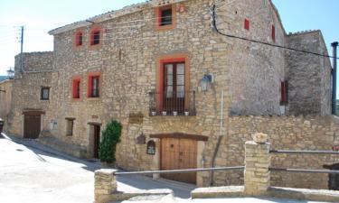 La Casa Pairal de la Marca en Montbrió de la Marca a 22Km. de Aiguamúrcia