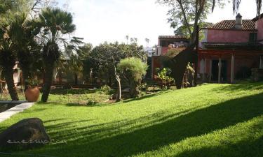 Hotel Casa Casilda en Tacoronte a 0Km. de El Palmar
