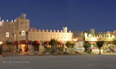 Hotel Real Castillo en La Guardia (Toledo)
