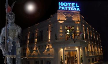 Hotel Pattaya en Mocejón a 48Km. de Moraleja de Enmedio