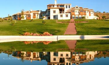 Hotel Rural Finca Canturias en Alcaudete de la Jara a 50Km. de Cebolla
