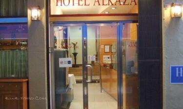 Hotel Alkazar en Valencia (Valencia)