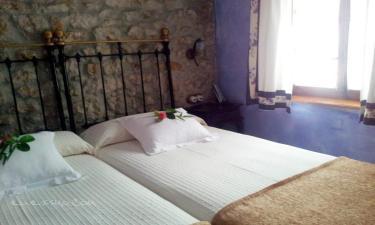 Hotel Hervideros de Cofrentes en Cofrentes (Valencia)
