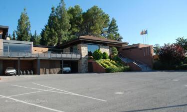 Hotel Portal del Caroig en Enguera (Valencia)