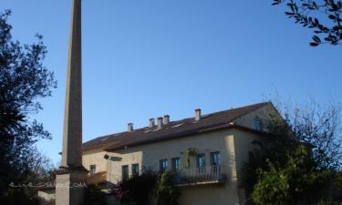 Hotel Moli el Canyisset en La Font d'En Carròs (Valencia)