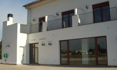 Hotel La Sitja en Benisoda a 36Km. de Riba-roja de Túria