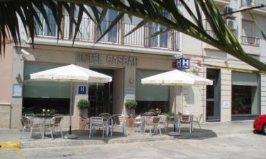 Hotel Casbah en Puig (Valencia)