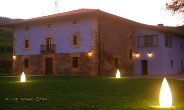 Hotel Urune Goika en Múgica (Vizcaya)