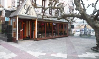 Hotel Restaurante Lauaxeta en Mungia a 8Km. de Meñaka