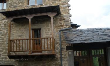Hotel El Sendero del Agua en Trefacio a 15Km. de Otero de Sanabria
