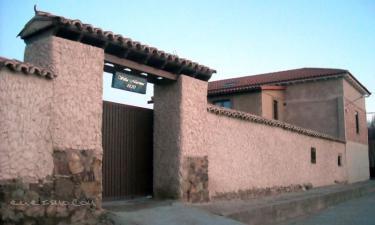 CTR Villa Martina 1820 en Villanueva de Azoague a 46Km. de Santa Croya de Tera