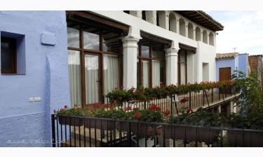 Hotel La Casona del Solanar en Munébrega a 29Km. de Alhama de Aragón