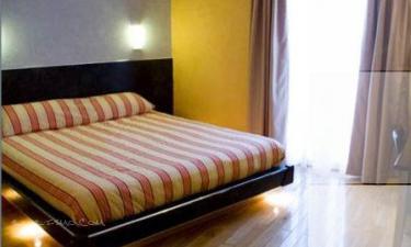 Hotel Puerta Terrer en Calatayud a 6Km. de Paracuellos de Jiloca