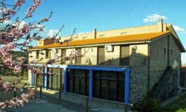 Hotel El Comendador de Añon en Añón de Moncayo a 8Km. de Vera de Moncayo