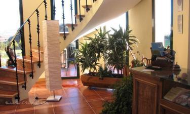 Hotel Secaiza en Berrueco (Zaragoza)