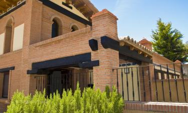 Hotel la Yeseria en La Almunia de Doña Godina a 35Km. de Longares