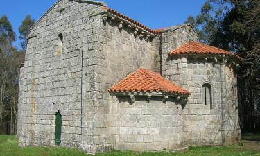 Iglesia de San Miguel de Breamo