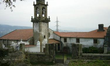 Monasterio de San Martín de Jubia