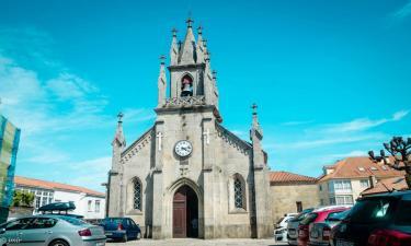 Iglesia de San Marcos Corcubión