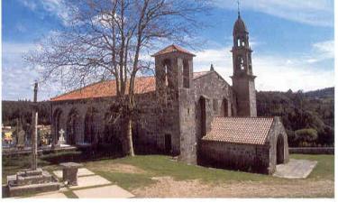 Monasterio de San Xulián de Moraime