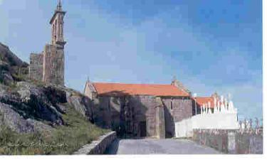 Iglesia de Muxía